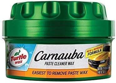 Turtle Wax T-5A Carnauba Cleaner Paste Wax - 14 Fl Oz.: image