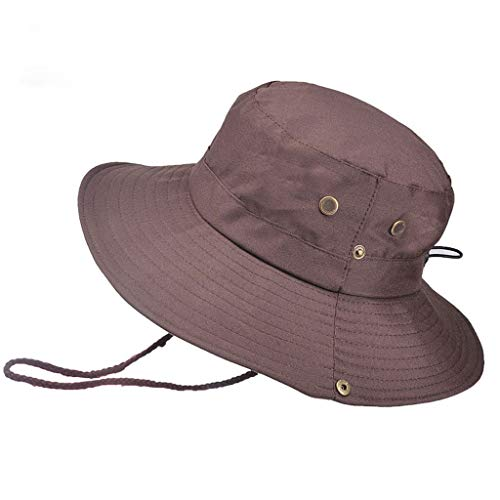 Find Bargain KCPer Breathable Comfort Ladies Summer Sun hat Outdoor Fishing Mountaineering hat Men's...