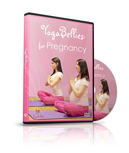 Pregnancy Yoga DVD by YogaBellies®. Yoga for Pregnancy from the UK's...