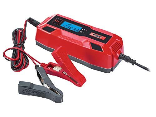 Ultimate Speed KFZ Batterieladegeät ULGD 5.0 A1 für alle Pkw- und Motorradbatterien mit 6 V oder 12 V