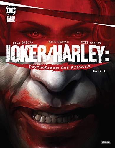 Joker/Harley: Psychogramm des Grauens: Bd. 1 (von 3)