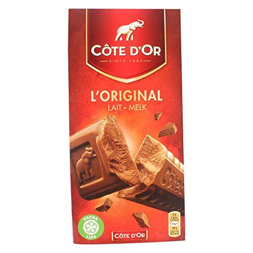 Cote D'Or Cote D'Or Latte Al Cioccolato 3 X 100g
