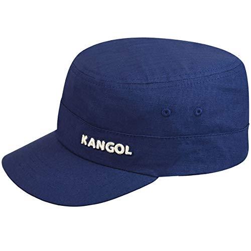 Kangol Ripstop Army Cap Casquette de Baseball, Bleu Marine, L Mixte