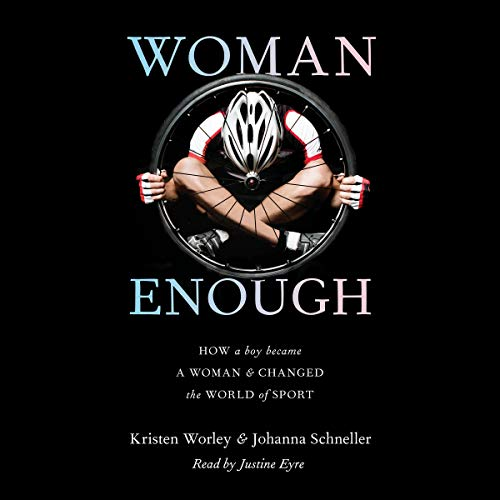 Woman Enough     How a Boy Became a Woman and Changed the World of Sport              De :                                                                                                                                 Kristen Worley,                                                                                        Johanna Schneller                               Lu par :                                                                                                                                 Justine Eyre                      Durée : 5 h et 59 min     Pas de notations     Global 0,0