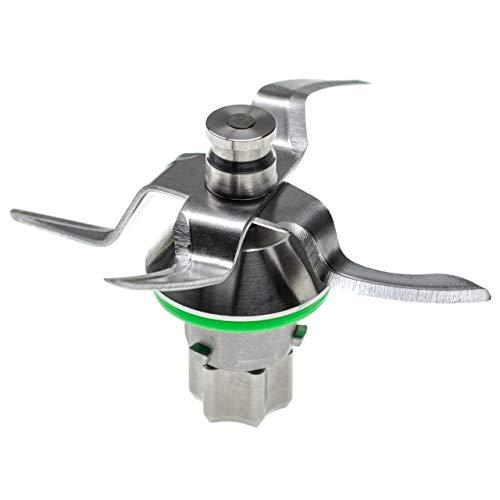 vhbw Mixmesser passend für Vorwerk Thermomix TM5 Küchenmaschine - inkl. Dichtring