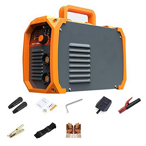 QWEASDF Soldador, Soldadora de Hilo, la máquina de Soldadura, Todos núcleo de Cobre doméstica pequeña 220V Mini máquina de Soldadura inversor máquina de Soldadura 3.2 de Soldadura Largo,Package 1