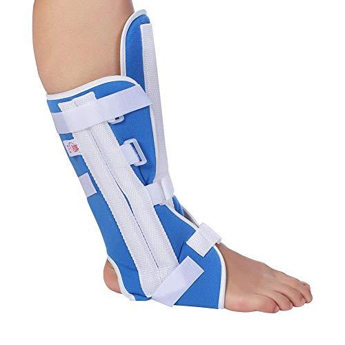 Fuß Tropfen Klammer Knöchel Unterstützung Knöchel Orthese Klammer justierbares Knie Gelenk Stützelastische Knöchel Verpackung(M)