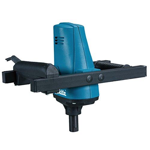 Makita UT1200 Rührgerät 120 mm, Schwarz, Blau