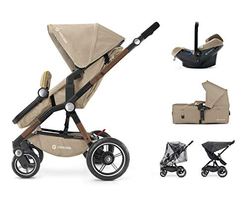Concord 2004 S.A. CASC0990BS Camino Mobilität Set British Standard, beige