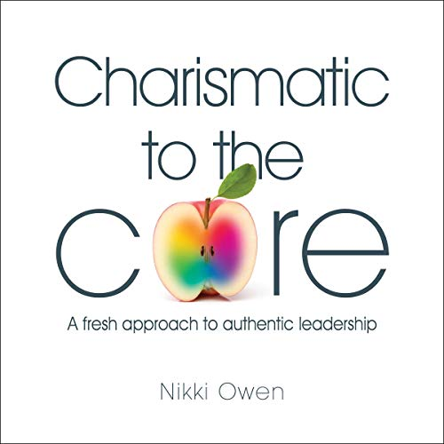 Charismatic to the Core cover art
