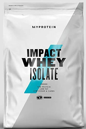 Myprotein® Impact Whey Isolate Protein Powder, Gluten Free , Muscle Mass Protein Powder, Dietary Supplement for Weight Loss, GMO & Soy Free, Chocolate Smooth, 11 Lbs