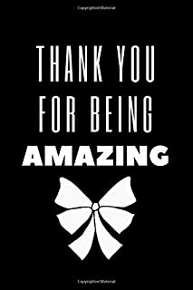 Thank You For Being Amazing: March 20th Compliment Notebook: This is a 6X9 100 Page Journal. Makes a Great International D...