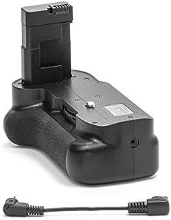 Impulsfoto - Empuñadura de batería para Nikon D5200 (con disparador para 2 baterías EN-EL14)