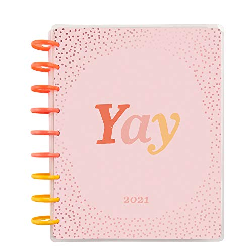 Classic Lined Vertical Happy Planner - Yay Seasons - 12 Months