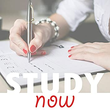 Study Now: Music for Study, Focus, Relaxation, Brain Power, Memory and Concentration for Exam