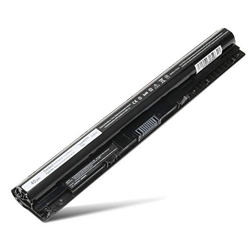 Replacement M5Y1K Laptop Battery for Dell Inspiron 3451 3551 5451 5551 3452 3458 5755 5758 Vostro 3458 3558 Inspiron 14 15 3000 5000 [Li-ion 14.8V 2600mAh]