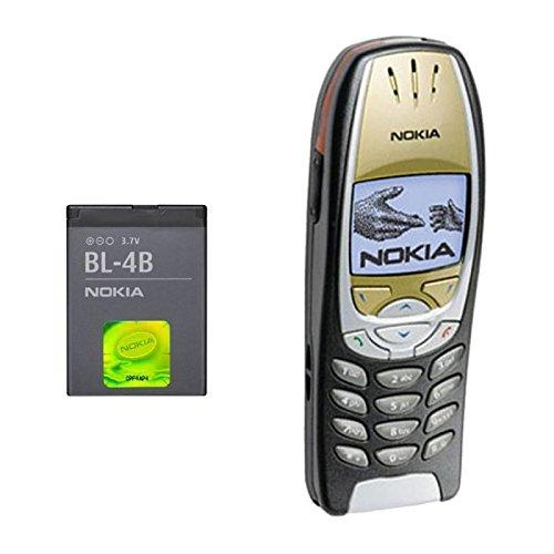 Nokia BL-4B 700mAh agli ioni di Litio Ricaricabile per 2630/2760/5000/6111/7070Prism
