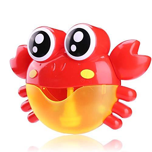 Sprudelbad Spielzeug Automatische Bubble Blower Maschine Kleinkind Lustige Musik Bad Bubble Maker Pool Schwimmen Badewanne Seifenmaschine Spielzeug für Kinder Kinder