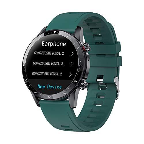 Nuevo Reloj Inteligente Z08S con Seguimiento De La Salud Avanzada De La Salud Y Batería De Larga Duración Smartwatch para Hombres,B