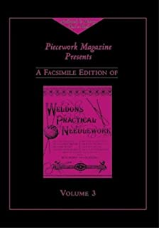 Weldon's Practical Needlework, Volume 3 (Weldon's Practical Needlework series)