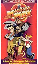 mighty max vhs