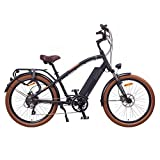 NCM Miami 26' Cruiser Retro Look E-Bike 48V 16Ah 768Wh...