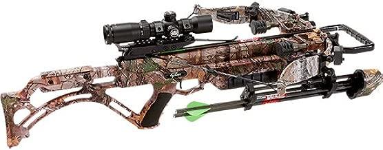 Excalibur 1108709 E95857 Micro Suppressor Crossbow Package, Camo, One Size