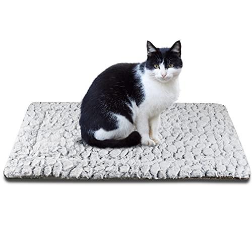 SACRONS Selbstheizendes Katzen- und Hundekissen, warmes Haustierkissen. Dick und weich, doppelseitig erhältlich