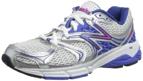 New Balance Women's 940 V2 Running Shoe, White/Blue, 7...