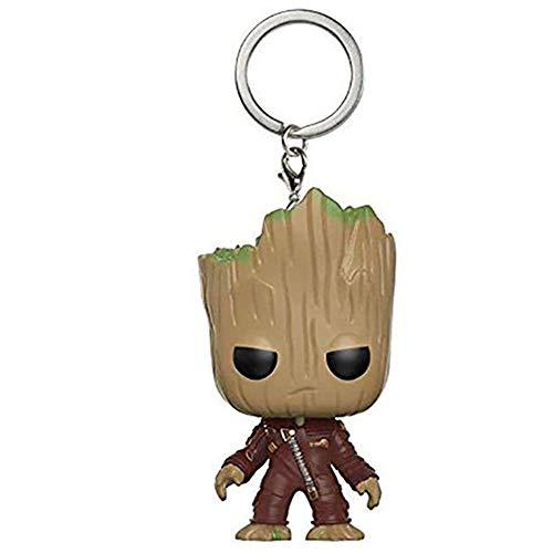 Porte-clés de poche POP : GOTG – Groot
