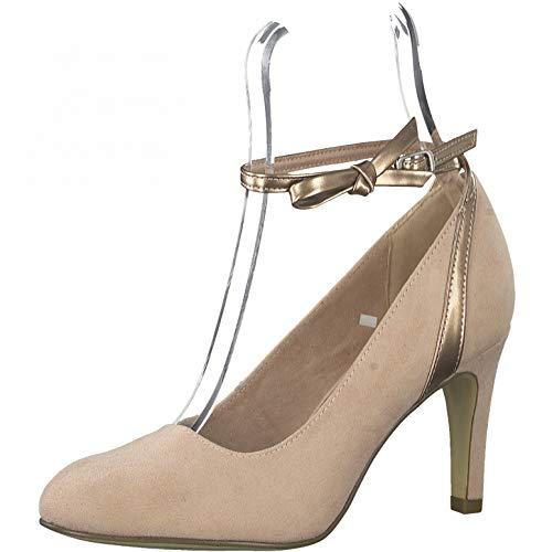 Tamaris Zapatos de tacón para mujer., color Rosa, talla 38 EU