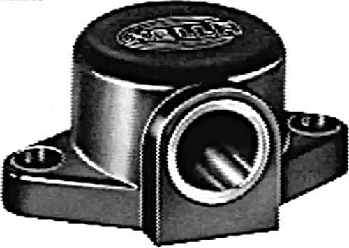 HELLA 8JB 004 123-012 Steckdose - 2-polig - Anbau - Stecker: Schraubkontakt - Kunststoffgehäuse - DIN/ISO: 4165