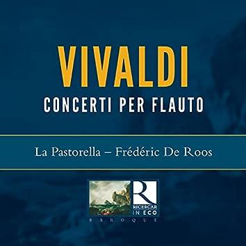 Vivaldi: 6 Concerti per flauto, Op. X & Concerti da camera (Ricercar in Eco)