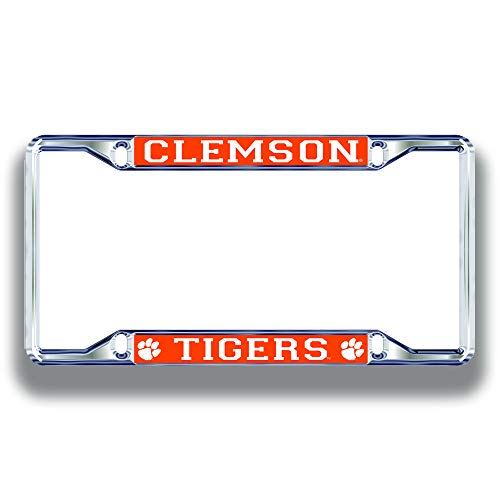 clemson license plate frame - 2