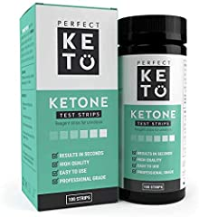 &#9989 MEASURE KETONES: Perfect Keto Test Strips are used for measuring whether you're in ketosis based on ketones in your urine. It's easier to use than a glucose blood meter or breath analyzer monitor. &#9989 RELIABLE: Count on this doctor develope...
