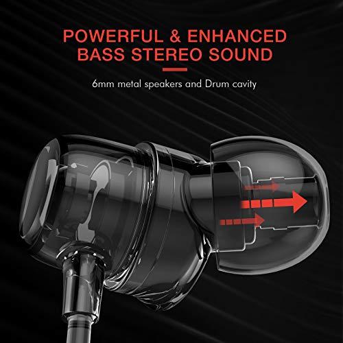 Bluetooth In-Ear Sport Kopfhörer HAVIT Bild 4*