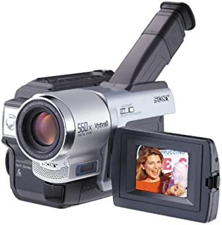 Sony DCR-TRV130 Digital8 Camcorder (Discontinued by Manufacturer)