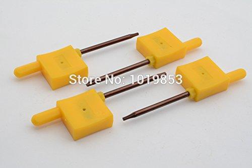 T6 T8 T10 T15 T20 torx schroevendraaier torx sleutel voor verschillende soorten torx schroeven Carbide insert snijgereedschap