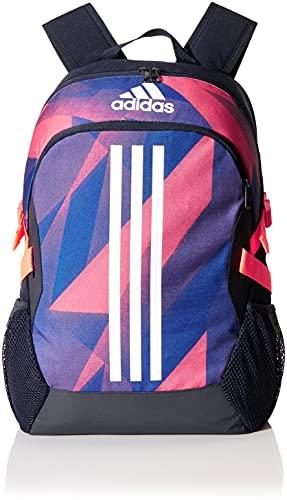 adidas Power V G Mochila, Adultos Unisex, ROSSEN/AZUREA (Multicolor), Talla Única