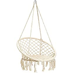 Image of CCTRO Hammock Chair Macrame...: Bestviewsreviews