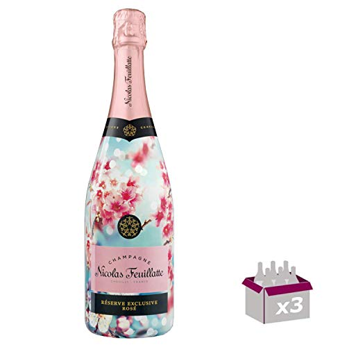 Champagner Nicolas Feuillatte - Rosé Limited Edition