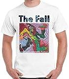 Photo de Phggdshfdf The Fall Wonderfull and Frightening World of. Punk Retro T Shirt