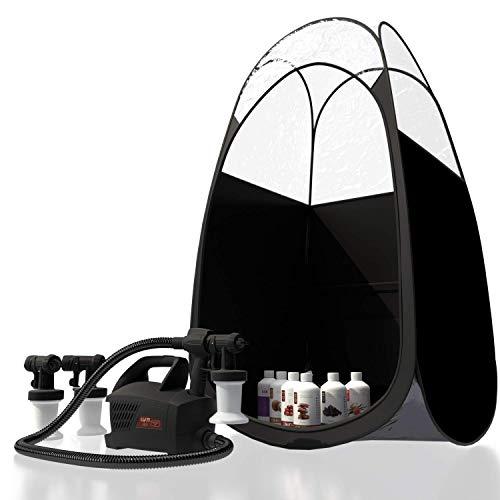 Maximist Evolution TNT Spray Tanning Kit (Includes Black Tent & Suntana...