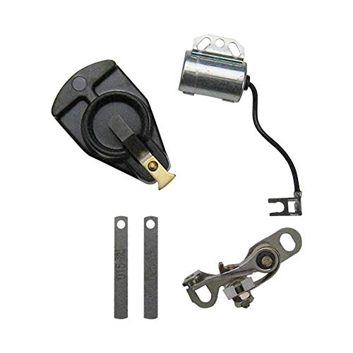 ATK7FFR Ignition Tune Up Kit - Points Condenser Rotor fits Ford 8N NAA 600 700
