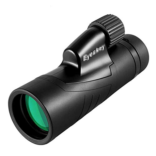 Review Adult Outdoor Monocular Portable High-Definition Astronomical Telescope with Low-Light Night ...