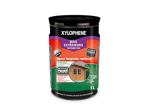 Traitement Bois Extérieurs, Xylophene - Incolore, 1L