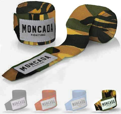 Moncada Fighting® [4m Boxbandagen mit...