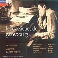 Les Classiques De Gainsbourg by Multi Interpretes (1996-04-10)