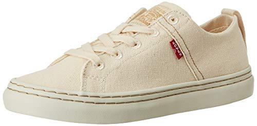Levis Global Vulca-Low_s, Zapatillas para Mujer, Blanco (R White 51), 39 EU