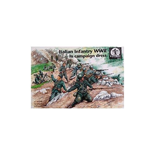 WATERLOO 1815 AP006 1918 bis 1945 2.Weltkrieg Italian Infantry Afrika 1940-43